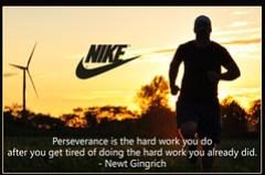Perserverance - NIKE