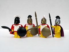 Greek Hoplites
