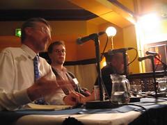 William Heath, Jason Kitcat, Jonathon Djanogly at ORG Conservative Fringe