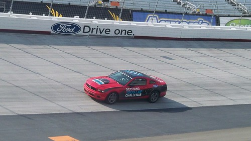 Ford Mustang 1000 Lap Challenge