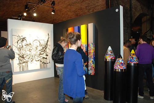 Moniker Art Fair 2010