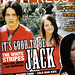 The White Stripes - Hot Press Cover