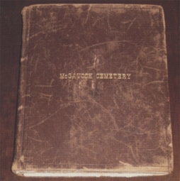 The McGavock Cemetery Book