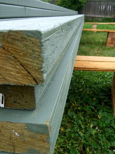timber close up