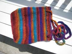 Bag_2007_June30_NoroStriped_PreFelting_2007Mar