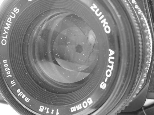 B&W Wednesday - Camera 001