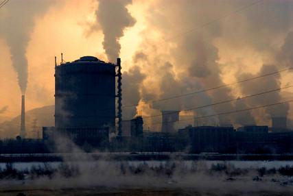 Benxi, Liaoning, China Feb 2007