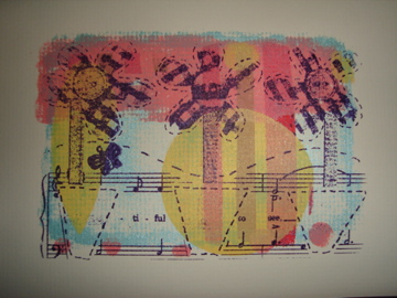 As Spring Brings Life to Art: The Print