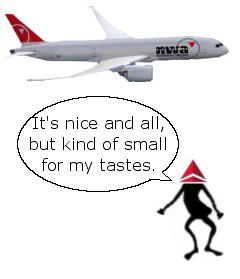 Delta 787