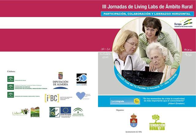 Programa2 III Jornadas de Living Labs de ámbito rural en Abla