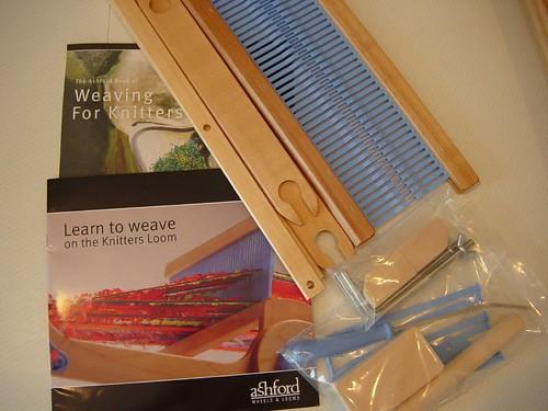 Ashford Loom items