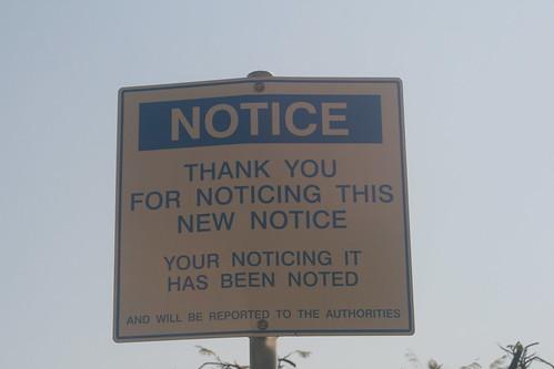 Powerhouse sign