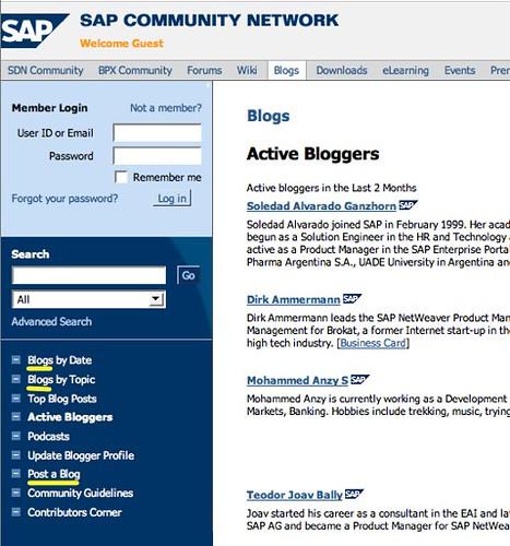 SAP Blog_Post Confusion