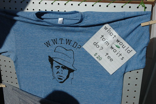 What Would Tom Waits Do?