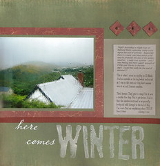 here comes winter