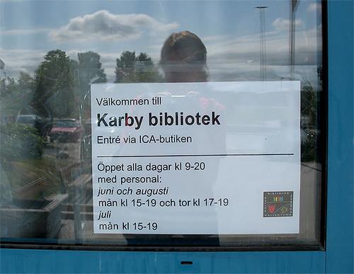Karby bibliotek