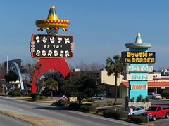The Strip  - South of the Border