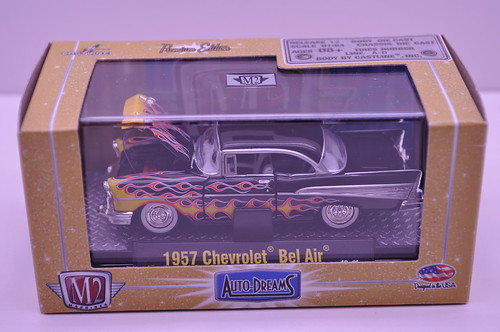m2 bwf 1957 chevy bel air