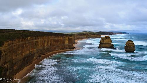 cliff views by Matt Hovey