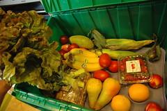 My first Boston Organics shipment