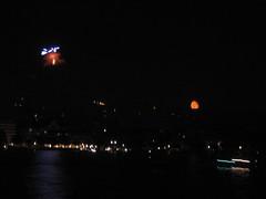 Zürisee Feuerwerk Mond 02