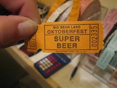 Super Beer! at Big Bear Oktoberfest