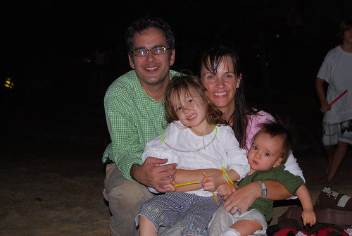 The Sawin Family - Mid-Autumn Festival 2007