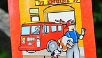 book review firefighters coloring book - Firefighter Coloring Book