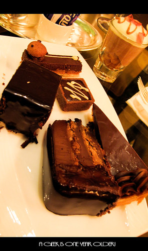 Chocolate Buffet @ Fullerton
