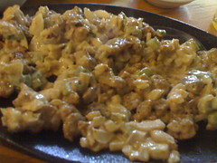 The famous Sisig
