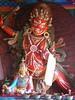 Beautiful Tibetan Buddhist temple in Manali - Hayagriva