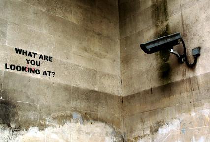 CCTV in London 2005