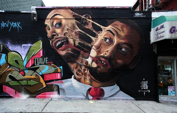 DASIC - Bushwick, Brooklyn (2010)