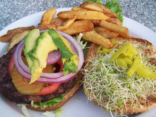 20070905 Santa Monica Burger by Tom Spaulding