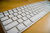 Apple Aluminum Keyboard by jgarber