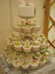 Wedding cake(s)!