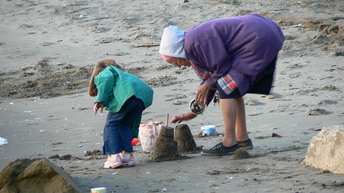 Building Castles in the Sand...