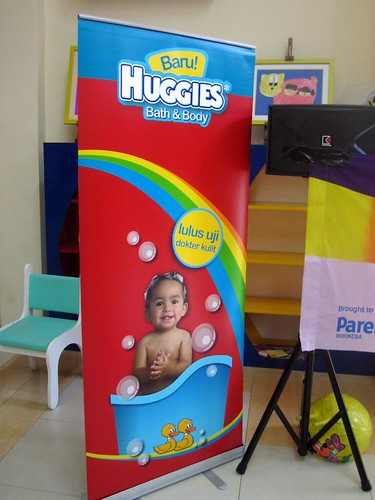 Huggies Diapers Advertising