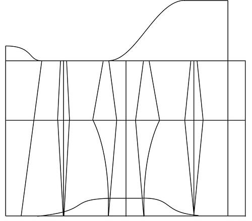 Underbust corset pattern - 30