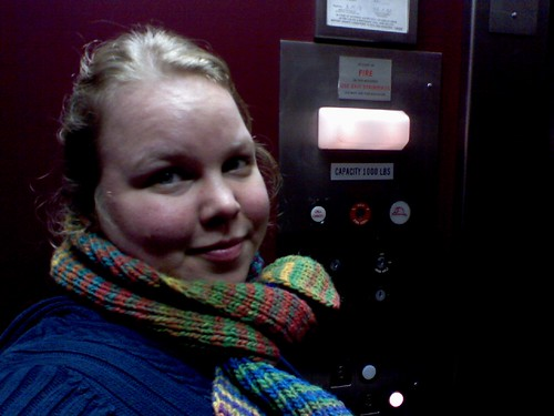 me in noro scarf