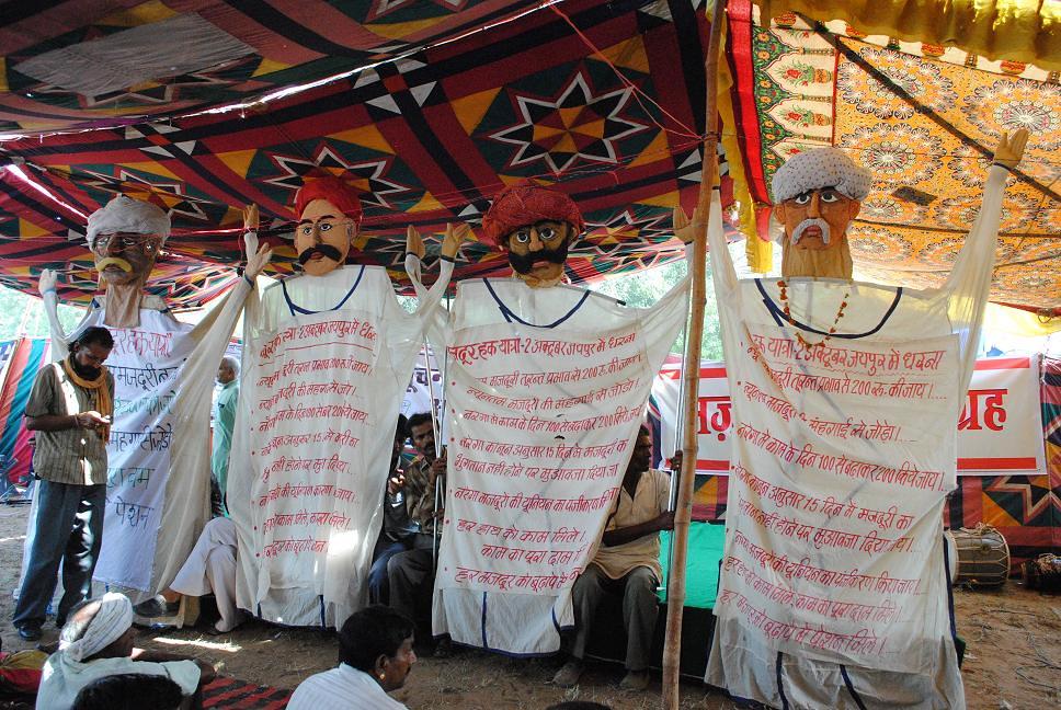 Pics from the satyagraha - 2 Oct 2010 - 48