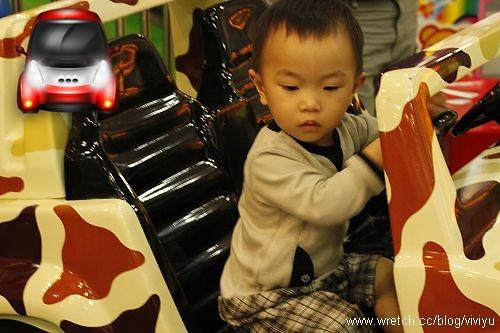 [V 1y6m]愛吃寶寶.自己動手 @VIVIYU小世界