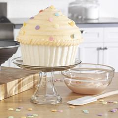 enormous cupcake--Sur La Table photo