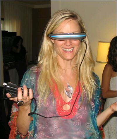 ezvision video glasses