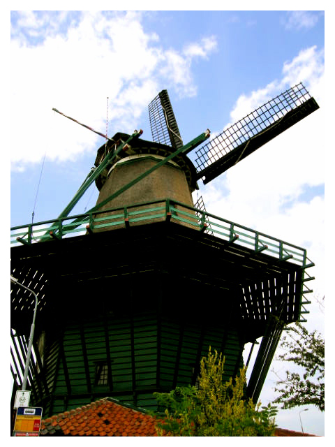 By the Windmills
