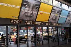 NYC - Port Authority Bus Terminal