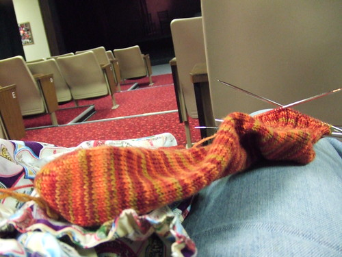 The Cultured Sock