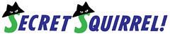 Secret Squirrel logo