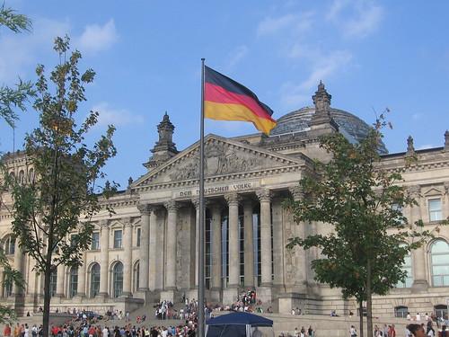 Berlin Germany:MItte von Ihnen.