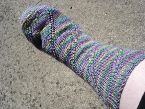 Anastasia sock